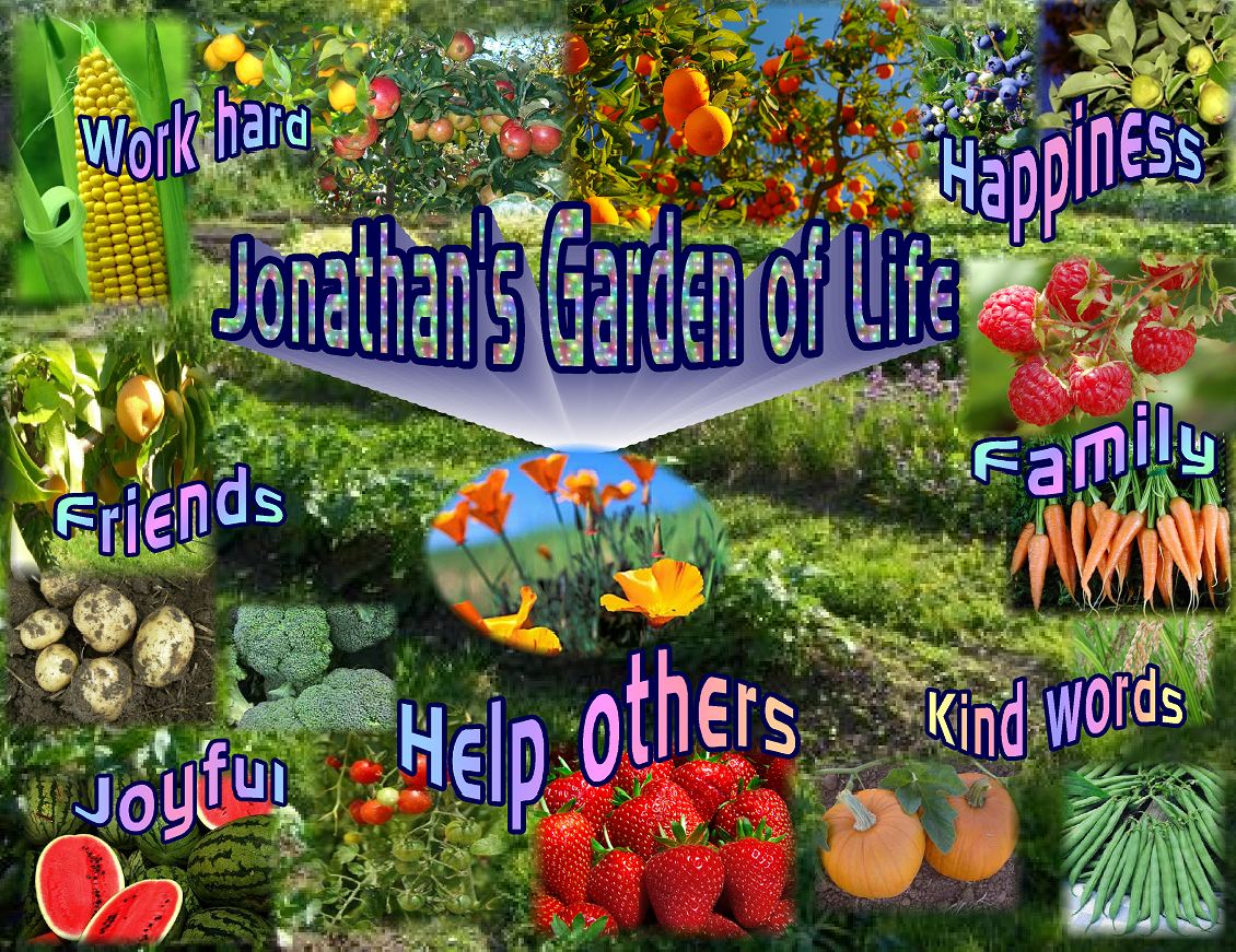 Beautiful Garden Of Life: (click On Image To Enlarge It) I Did A ... Awesome Design