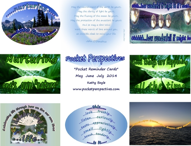 PP cards july  2014  various