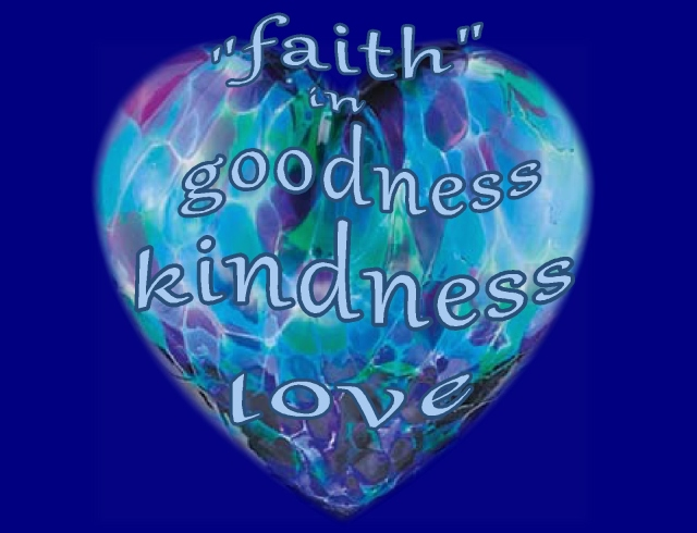 goodness kindness love appreciation