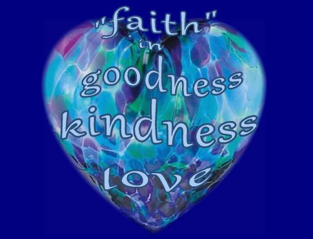 goodness kindness love appreciation