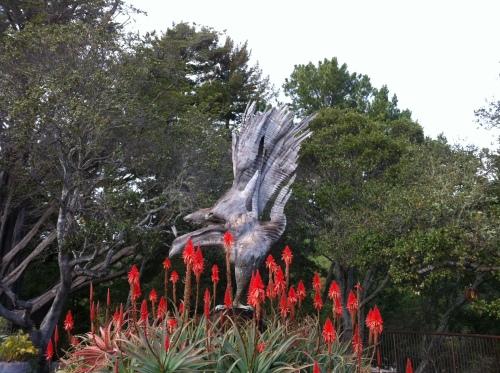 Nepenthe Phoenix Sculpture