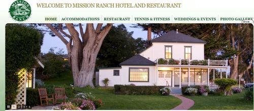 Mission Ranch Farmhouse