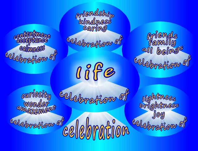 celebration of life many celebrations