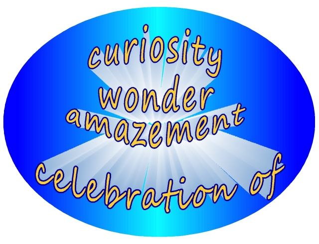 celebration of life cuiosity wonder amazement