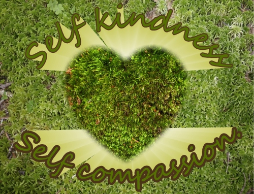 nurturing and encouraging self kindness and self compassion