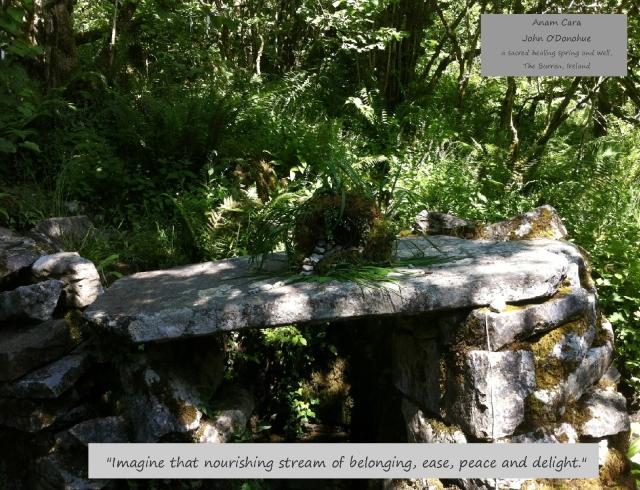 Wellspring of Love  John O'Donohue