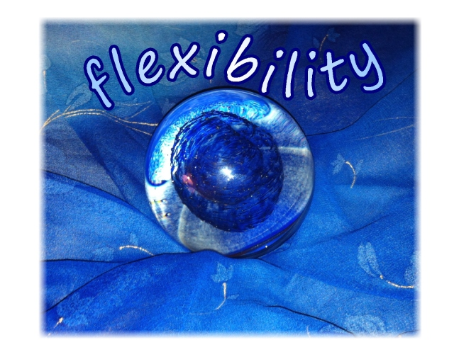 flexibility of heart and mind...art glass inspiration