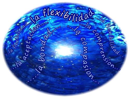 Spanish la flexibilidad la aceptance, la bondad, la compasion, la comprension