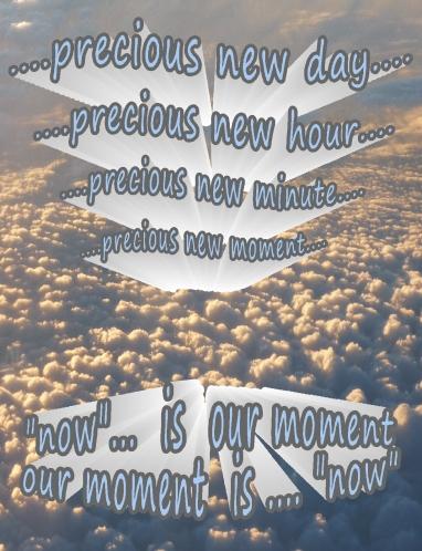 life changes appreciate each precious new moment