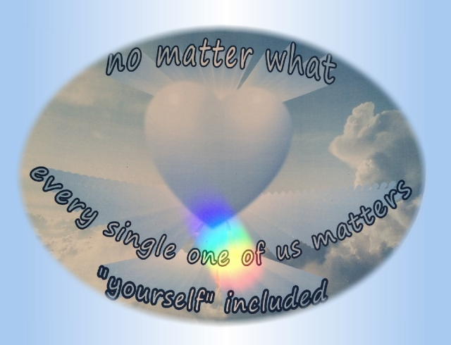 rainbow connection everyone matters