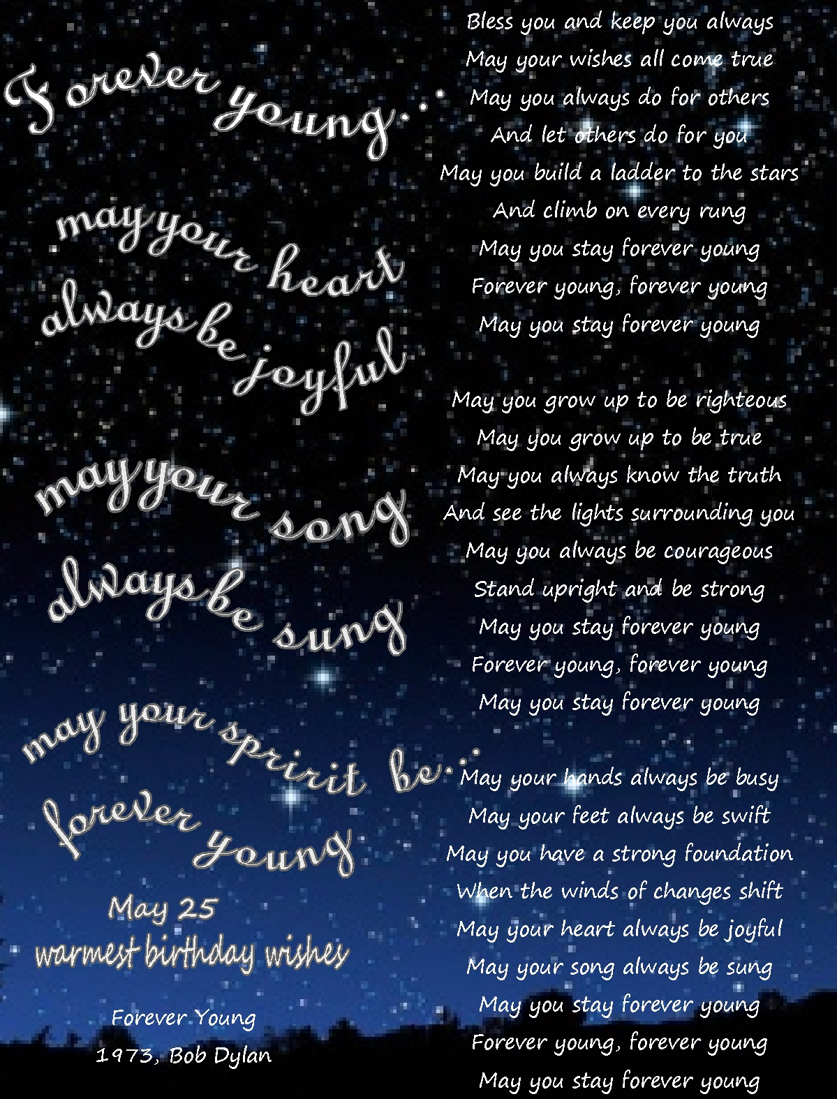 best of happy birthday scripture for son