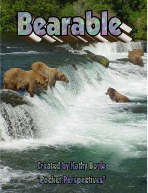 Bearable cover  created by Kathy Boyle Pocket Perspectives