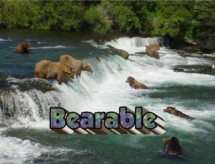 Bearable simple
