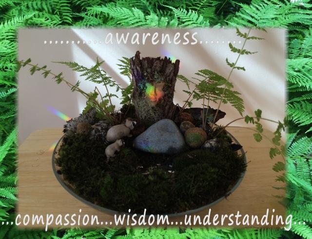 it's in everyone of us awakening awareness compassion wisdom understanding