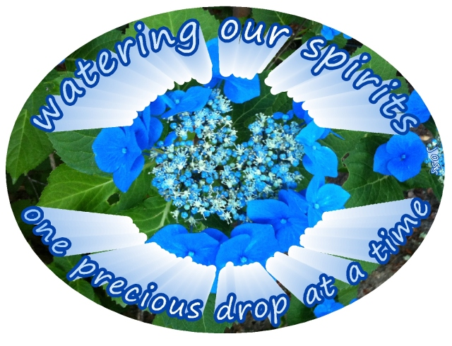 watering our spirits one drop at a time Nurturing Thursday