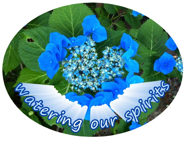 watering our spirits, simply watering our spirits,Nurturing Thursdays
