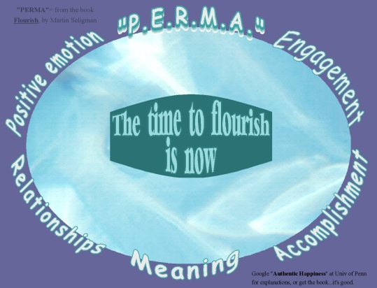 flourish perma Jan 2015 now