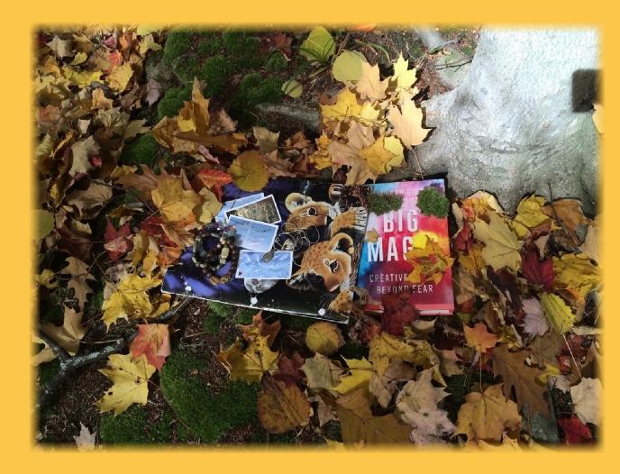 Big magic in leaves