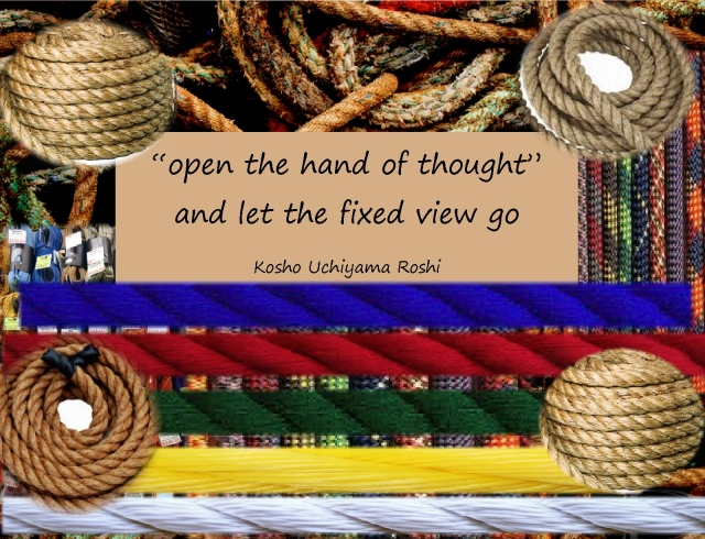 hand of thought open quote and colors