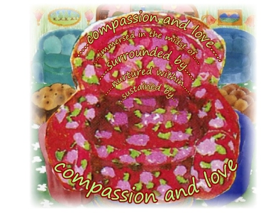 chair one only compassion love chair