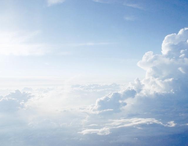 soft gentle warm loving simply sky