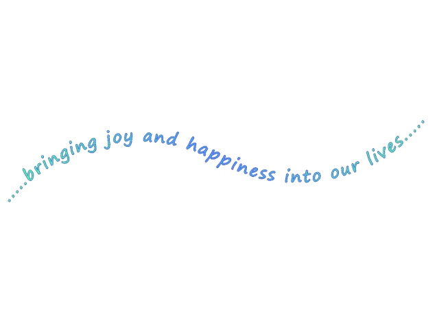 Bringing joy and happiness into our lives air