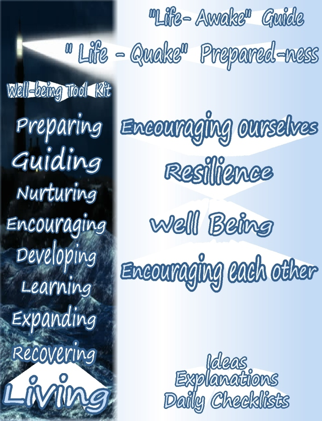 Developing Well being and Resil PREP back cover