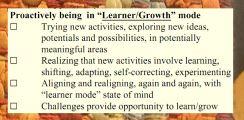 checklist-learnner-mode