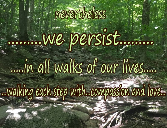 women-hhdl-nevertheless-we-persist-walking-with-compassion-and-love